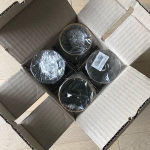 Noritake Dining - Noritake crystal wine glasses